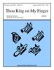 Thou Ring on My Finger (Du Ring an meinem Finger)