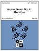 Heroic Music No. 1. Maestoso