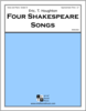 Four Shakespeare Songs
