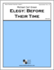 Elegy: Before Their Time