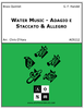 Adagio e staccato and Allegro from Water Music Suite in F