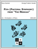 "Pifa (Pastoral Symphony) from ""The Messiah"""
