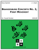 Brandenburg Concerto No. 2, First Movement