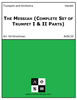 The Messiah (Complete Set of Trumpet I & II Parts)
