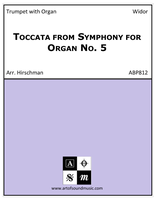 Toccata from Symphony for Organ No. 5