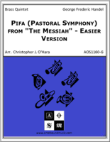Pifa (Pastoral Symphony) from