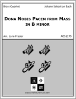 Dona Nobis Pacem from Mass in B minor