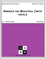America the Beautiful (with vocal)