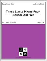 Three Little Maids From School Are We