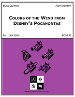 Colors of the Wind from Disney's Pocahontas