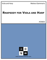 Rhapsody for Viola and Harp