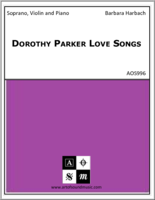 Dorothy Parker Love Songs