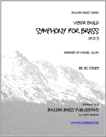 Symphony for Brass No. 1, Op. 5
