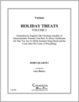 Holiday Treats, Volume 2