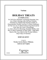 Holiday Treats, the Complete Set