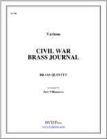Civil War Brass Journal