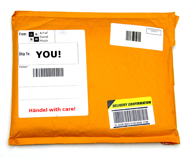 Expedited Shipping and Package Tracking