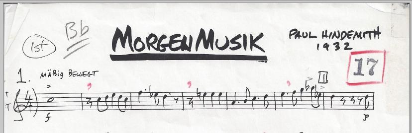 morgen music