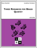 Three Romances for Brass Quintet