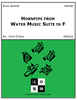 Hornpipe from Water Music Suite in F