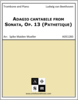 Adagio cantabile from Sonata, Op. 13 (Pathetique)