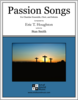 Passion Songs - octavo