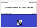 Selections from Pulcinella Suite