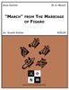 March from The Marriage of Figaro