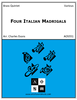 Four Italian Madrigals