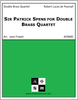 Sir Patrick Spens for Double Brass Quartet