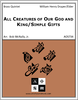 All Creatures of Our God and King/Simple Gifts