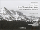 Four Wunderhorn Songs from das knaben Wunderhorn