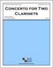 Concerto for Two Clarinets