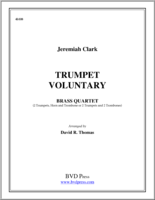 The Prince of Denmark's March - Trumpet Voluntary