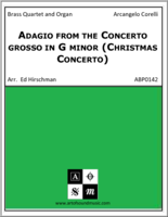 Adagio from the Concerto grosso in G minor (Christmas Concerto)