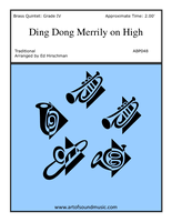 Ding Dong Merrily on High