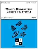 Woody's Roundup from Disney's Toy Story 2