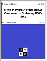 First Movement from Concerto in G Major, BWV 592
