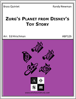 Zurg's Planet from Disney's Toy Story