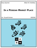 In a Persian Market Place