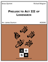 Prelude to Act III of Lohengrin