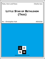 Little Star of Bethlehem (Trio)