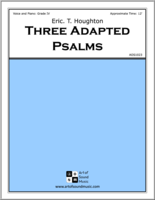 Three Adapted Psalms