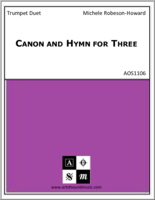 Canon and Hymn for Three