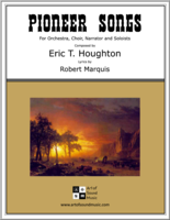 Pioneer Songs - vocal score