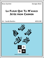 La Fleur Que Tu M'avais Jetée (The Flower Song) from Carmen (Trombone Feature)