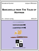 Barcarolle from The Tales of Hoffman (