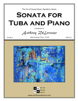 Sonata for Tuba and Piano