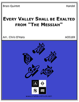 Every Valley Shall be Exalted from