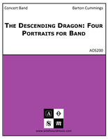 The Descending Dragon: Four Portraits for Band